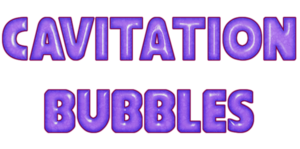 Cavitation Bubble App